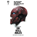 DCEASED UNKILLABLES 2 OF 3 CARD STOCK HORROR  BEN OLIVER