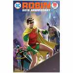 ROBIN 80TH ANNIV 100 PAGE SUPER SPECT 1 1970S KAARE ANDREWS