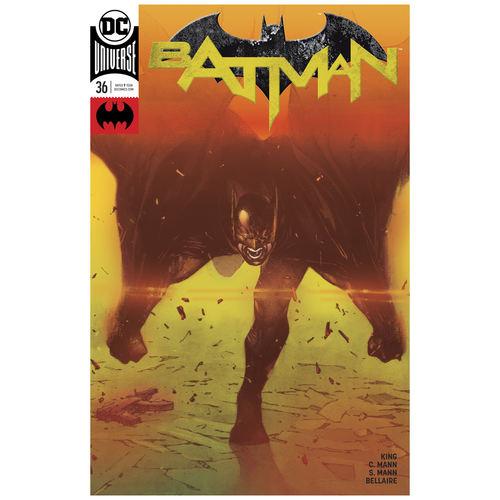 BATMAN #36 VARIANT