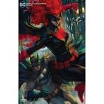 DETECTIVE COMICS #1027 CVR D STANLEY ARTGERM LAU BATMAN BATWOMAN VAR
