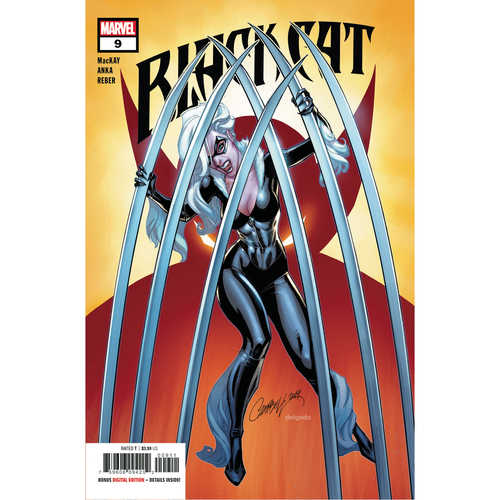 BLACK CAT 9