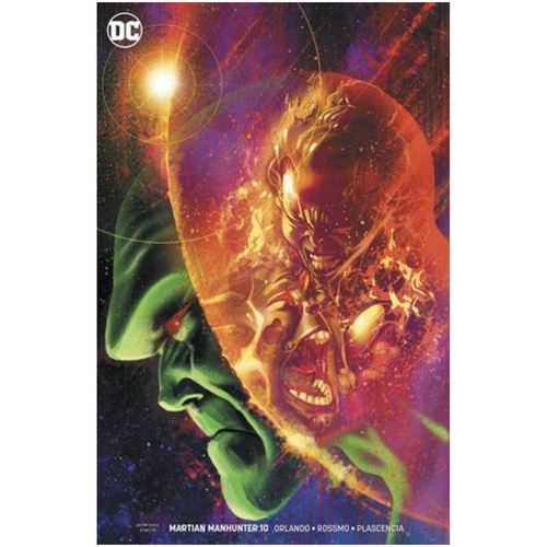 MARTIAN MANHUNTER 10 OF 12 VAR ED