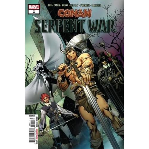 CONAN SERPENT WAR 1 OF 4