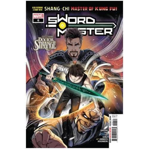 SWORD MASTER 6