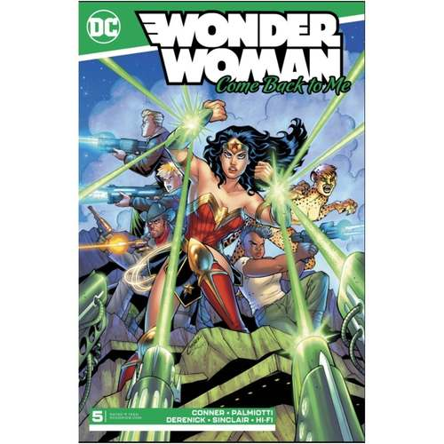 WONDER WOMAN COME BACK TO ME 5 OF 6