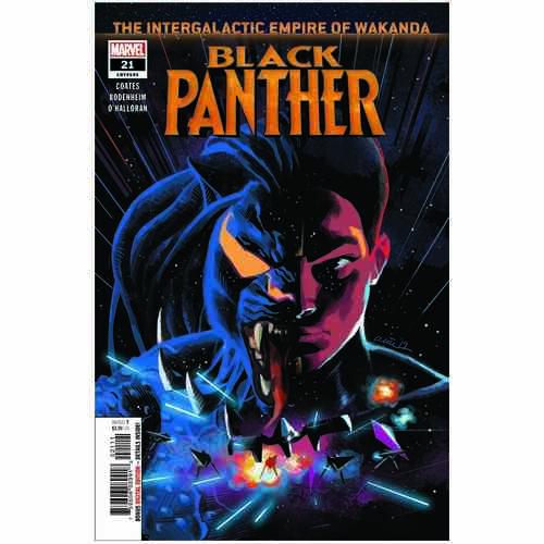 BLACK PANTHER 21