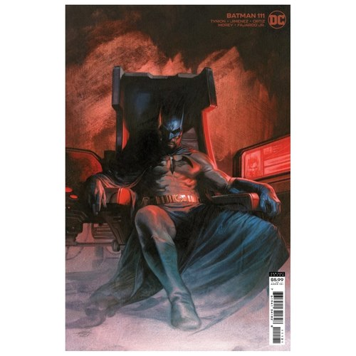 BATMAN #111 CVR B GABRIELE DELL OTTO CARD STOCK VAR