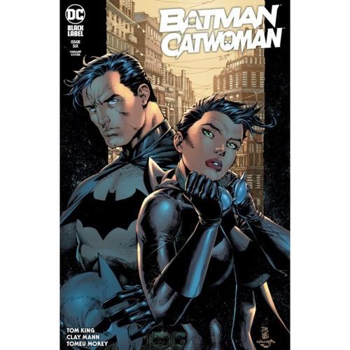 BATMAN CATWOMAN #6 (OF 12) CVR B JIM LEE & SCOTT WILLIAMS VAR (MR)
