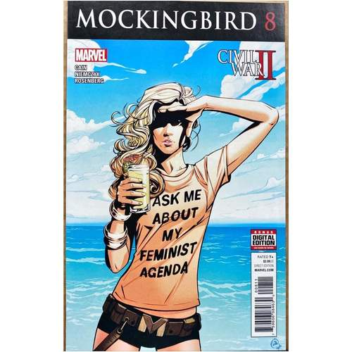 MOCKINGBIRD #8