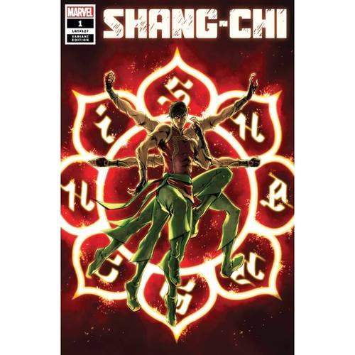 SHANG-CHI 1 SUPERLOG VAR