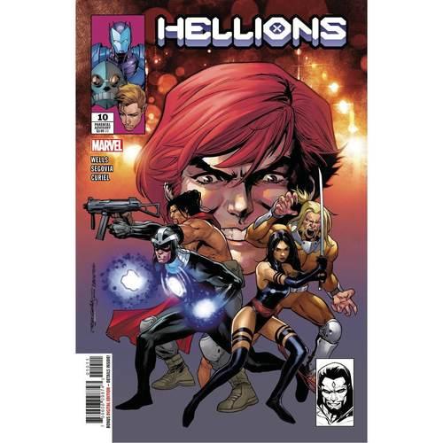 HELLIONS #10
