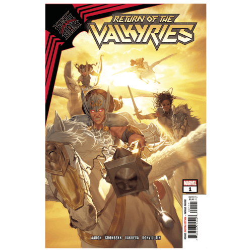 KING IN BLACK RETURN OF VALKYRIES #1 (OF 4)