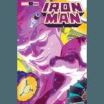 IRON MAN #5 ACO VAR