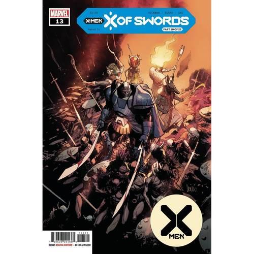 X-MEN #13 XOS