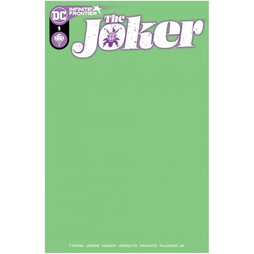 JOKER #1 CVR D BLANK VAR