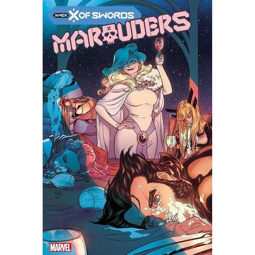 MARAUDERS #15 XOS