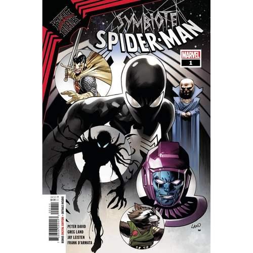 SYMBIOTE SPIDER-MAN KING IN BLACK #1