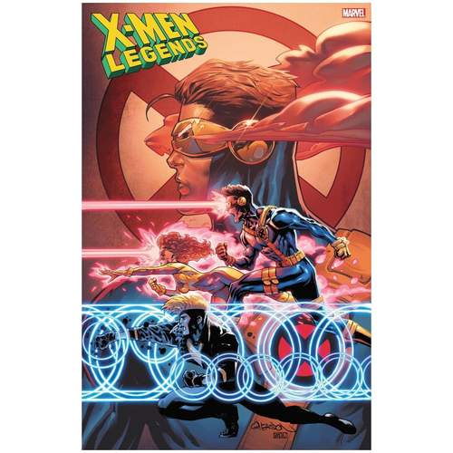 X-MEN LEGENDS #1 GLEASON STORMBREAKERS VAR