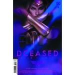 DCEASED DEAD PLANET #5 (OF 7) CVR C BEN OLIVER MOVIE HOMAGE CARD STOCK VAR