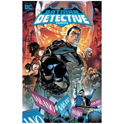 BATMAN DETECTIVE COMICS HC VOL 06 ROAD TO RUIN