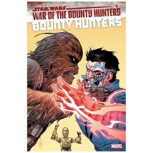STAR WARS BOUNTY HUNTERS #13 WOBH
