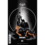BATMAN FORTNITE ZERO POINT #5 (OF 6) PREMIUM VAR E DONALD MUSTARD CARD STOCK