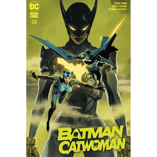 BATMAN CATWOMAN #4 (OF 12) CVR A CLAY MANN (MR)