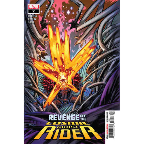 REVENGE OF COSMIC GHOST RIDER 2 OF 5