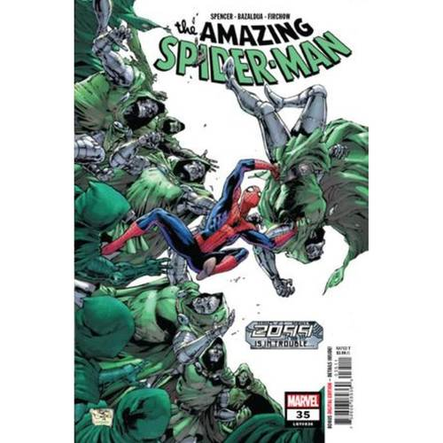 AMAZING SPIDER-MAN 35 2099