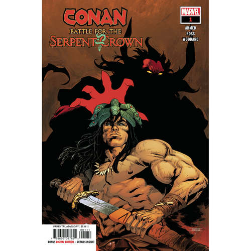 CONAN BATTLE FOR SERPENT CROWN 1 OF 5