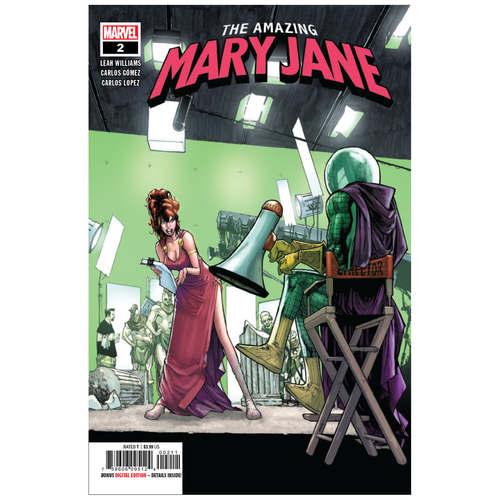 AMAZING MARY JANE 2