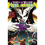 YEAR OF THE VILLAIN HELL ARISEN 4 OF 4