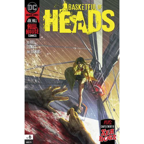 BASKETFUL OF HEADS 6 OF 7 MR
