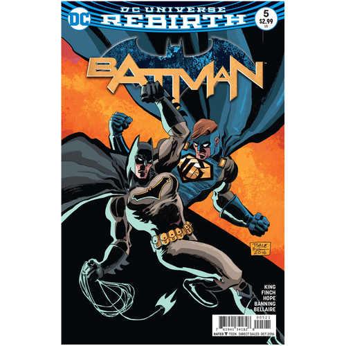 BATMAN #5 VARIANT