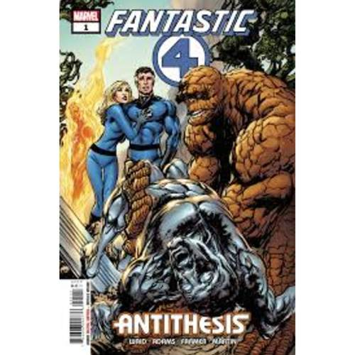 FANTASTIC FOUR ANTITHESIS #1 (OF 4)