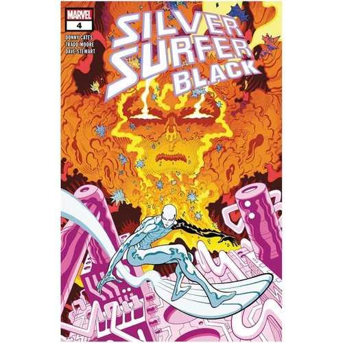 SILVER SURFER: BLACK #4