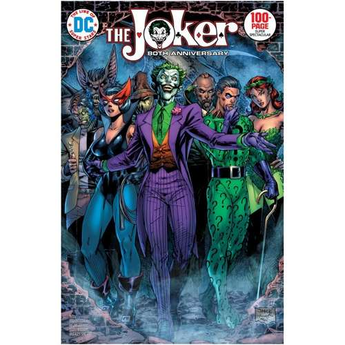 THE JOKER 80TH ANNIVERSARY 100-PAGE SUPER SPECTACULAR #1 1970S VARIANT EDITION