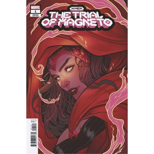 X-MEN TRIAL OF MAGNETO #1 (OF 5) TORQUE SPOILER VAR