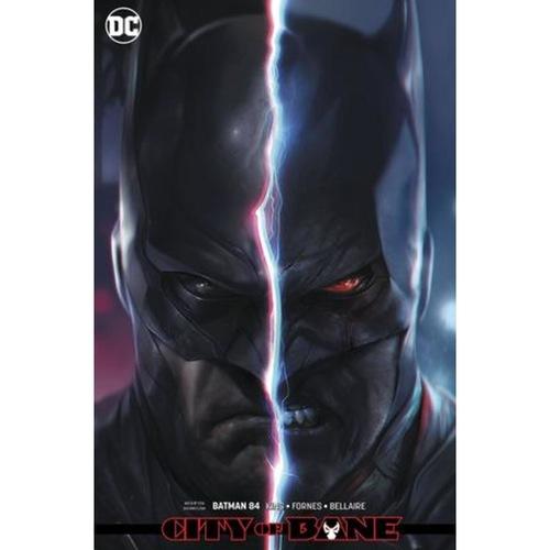 BATMAN 84 CARD STOCK VAR ED