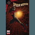 SPIDER-WOMAN #8 JOHNSON VAR KIB