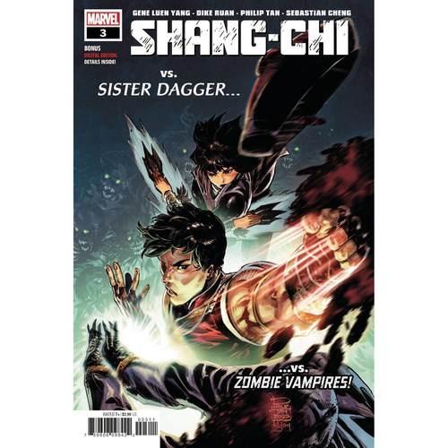 SHANG-CHI #3 (OF 5)
