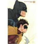 DETECTIVE COMICS #1027 CVR F FRANK QUITELY BATMAN ROBIN VAR
