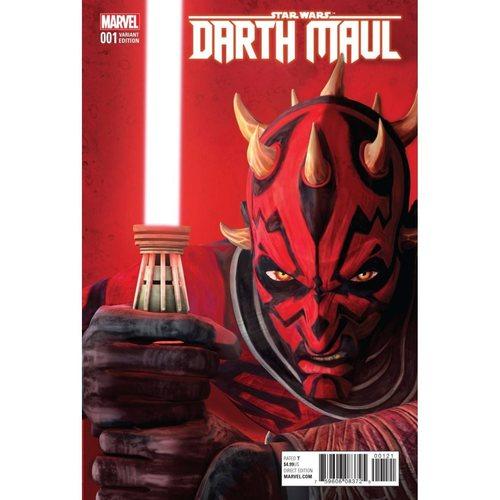 STAR WARS: DARTH MAUL #1 - ANIMATION