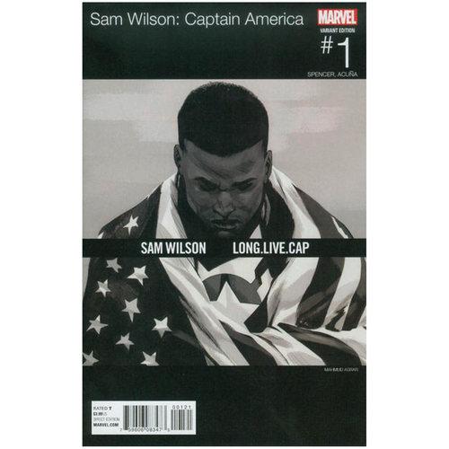 CAPTAIN AMERICA  SAM WILSON 1 HIP HOP VARIANT