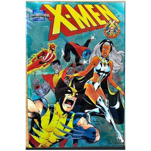 Dynamic Forces X-Men Chromium Classics Giant Sized X-Men #1
