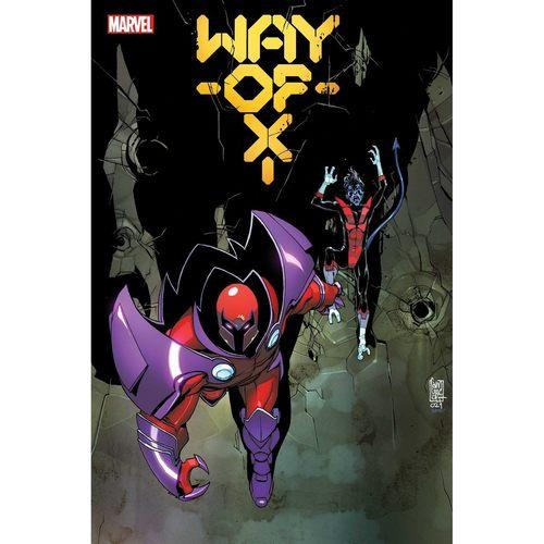 WAY OF X #5