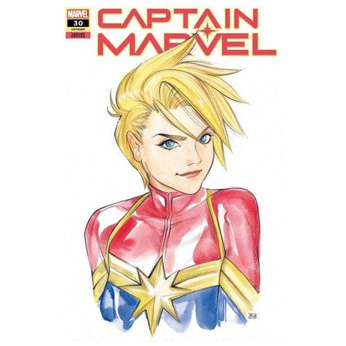 CAPTAIN MARVEL #30 MOMOKO MARVEL ANIME VAR