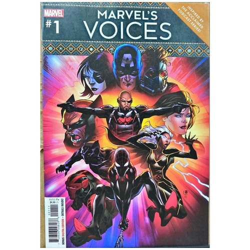 MARVEL VOICES 1
