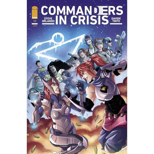 COMMANDERS IN CRISIS #10 (OF 12) CVR A TINTO