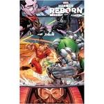 HEROES REBORN #1 (OF 7) COELLO GATEFOLD VAR